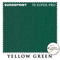 Сукно Eurosprint 70 Super Pro 198 см