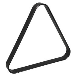 """Треугольник 68 мм """"JUNIOR"""" (черный пластик)"""